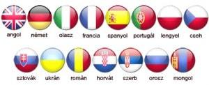 Fordított nyelvek Szeged